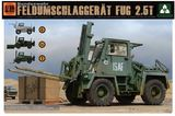 Takom 1/35 Feldumschlaggerat Fug 2.5T Model Kit