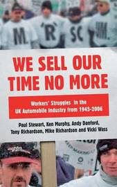 We Sell Our Time No More by Paul Stewart image