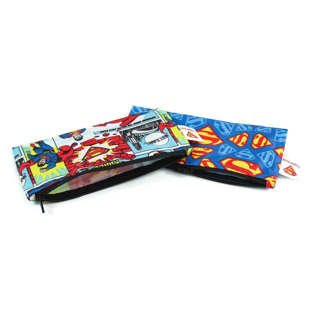 DC Comics Small Snack Bag 2 Pack - Superman image