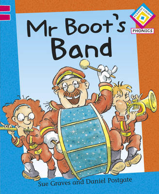 Mr Boot's Band by Sue Graves image