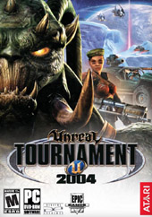 Unreal Tournament 2004 for PC Games