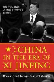 China in the Era of Xi Jinping