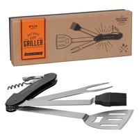 Gentlemen's Hardware 6-in-1 Barbecue Multi-Tool