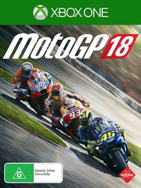 Moto GP 18 for Xbox One
