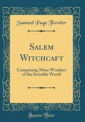 Salem Witchcraft by Samuel Page Fowler image