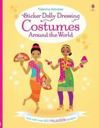 Sticker Dolly Dressing Costumes Around the World by Emily Bone