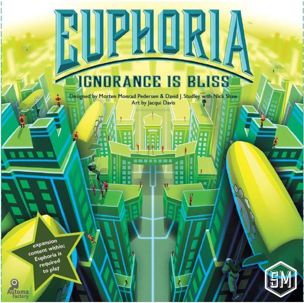 Euphoria - Ignorance is Bliss image
