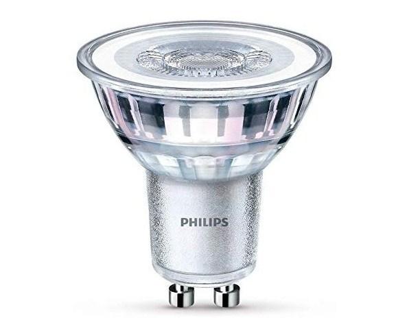 Philips: LED Classic GU10 840 60D 50W