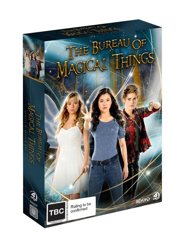 Bureau of Magical Things - Complete Season 1 on DVD