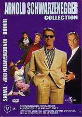 Arnold Schwarzenegger Collection on DVD