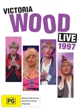 Victoria Wood - Live 1997 on DVD