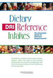 Dietary Reference Intakes by Institute of Medicine