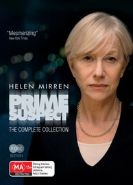 Prime Suspect - The Complete Collection (9 Disc Box Set) on DVD image