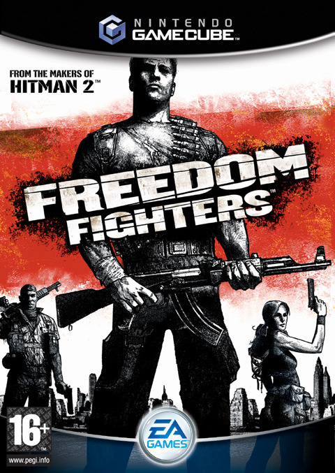 Freedom Fighters for GameCube