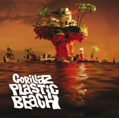 Plastic Beach by Gorillaz