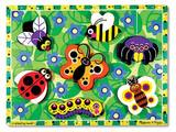 Melissa & Doug: Insects Chunky Puzzle