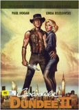 Crocodile Dundee II on DVD