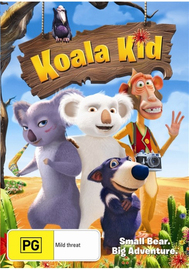 Koala Kid on DVD
