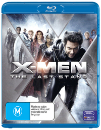 X-Men: The Last Stand on Blu-ray
