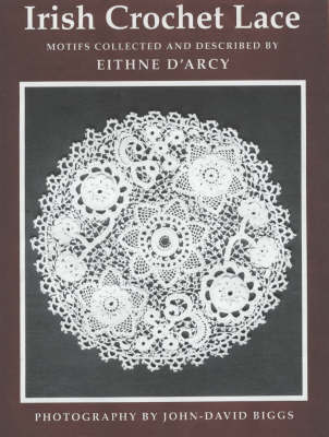 Irish Crochet Lace by Eithne D'Arcy image
