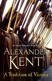 A Tradition of Victory by Alexander Kent image