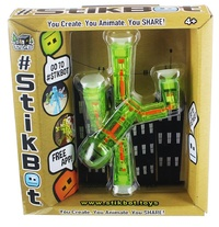 Stikbot: Single Pack - Lime