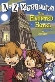 The Haunted Hotel by Ron Roy image