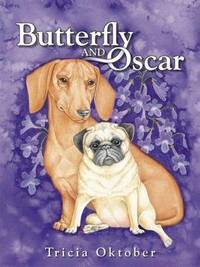 Butterfly and Oscar by Tricia Oktober image