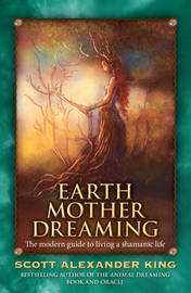 Earth Mother Dreaming by Scott Alexander King
