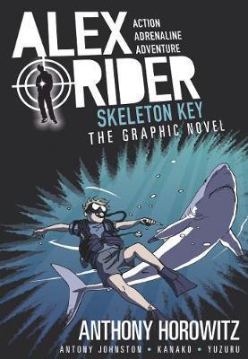 Skeleton Key Graphic Novel by Horowitz image