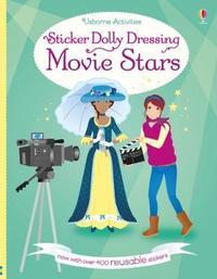 Sticker Dolly Dressing Movie Stars by Fiona Watt