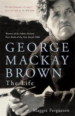 George Mackay Brown by Maggie Fergusson image