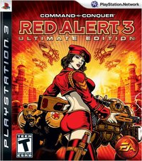 Command & Conquer: Red Alert 3 Ultimate Edition for PS3