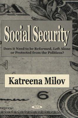 Social Security by Katreena Milov image
