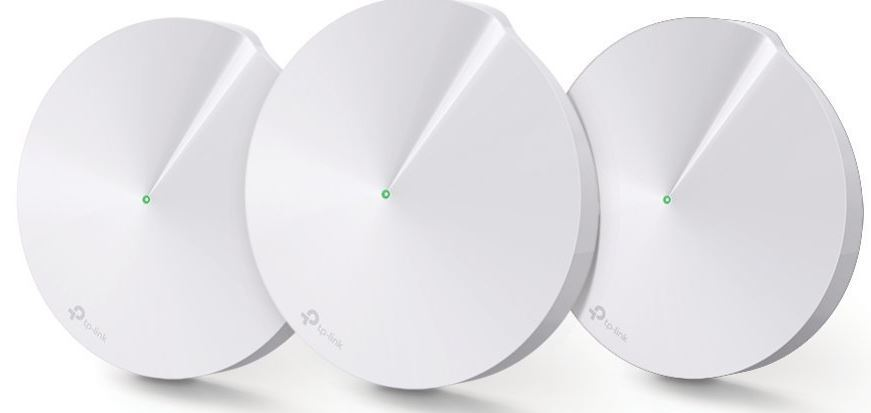 TP-Link Deco M5 Whole-Home Mesh Wi-Fi - 3 Nodes image