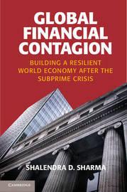 Global Financial Contagion by Shailendra D. Sharma