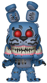 Five Nights at Freddy's: Twisted Ones - Twisted Bonnie Pop! Vinyl Figure