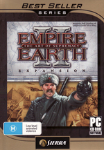 Empire Earth II: The Art of Supremacy (Expansion Pack) for PC Games