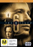 The X-Files - Season 6 (6 Disc Set) on DVD