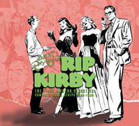 Rip Kirby, Vol. 4 1954-1956 by Alex Raymond