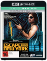 Escape From New York (1981) on Blu-ray, UHD Blu-ray