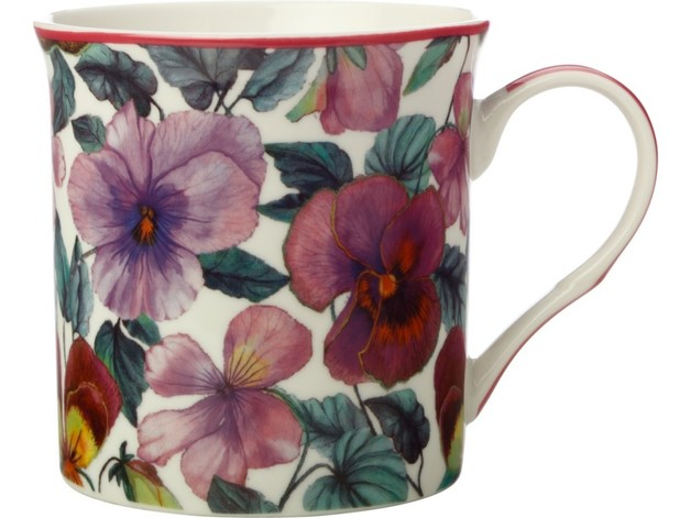 Casa Domani: Chelsea Gardens Mug - Viola (300ml)