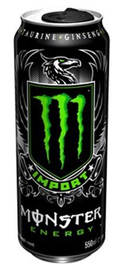 Monster Resealable Can 550ml image