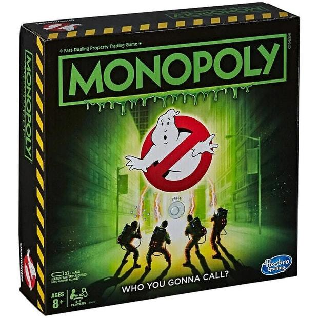 Monopoly - Ghostbusters Edition image