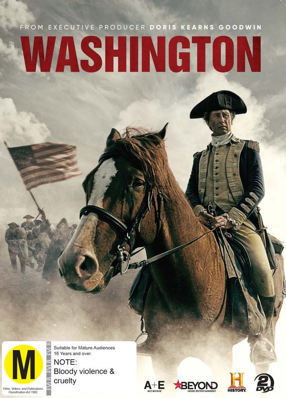 Washington on DVD