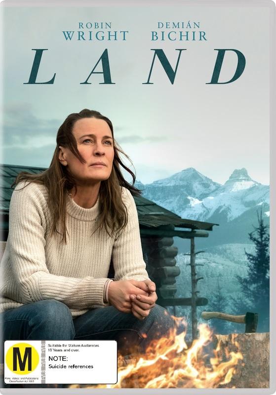 Land on DVD