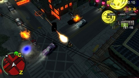 Grand Theft Auto: Chinatown Wars for PSP image