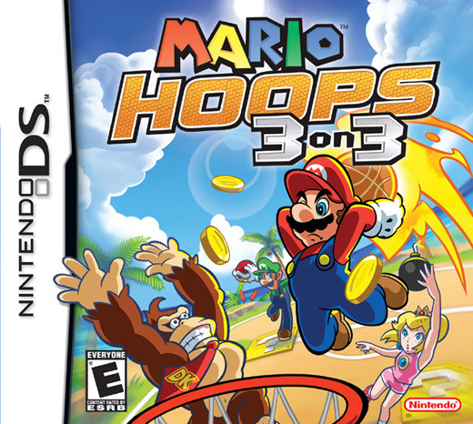 Mario Hoops 3-on-3 for Nintendo DS