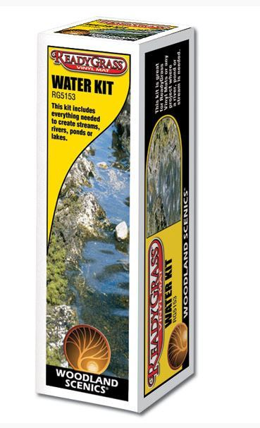 Woodland Scenics Water kit