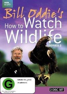 Bill Oddie's How to Watch Wildlife - Series 2 on DVD